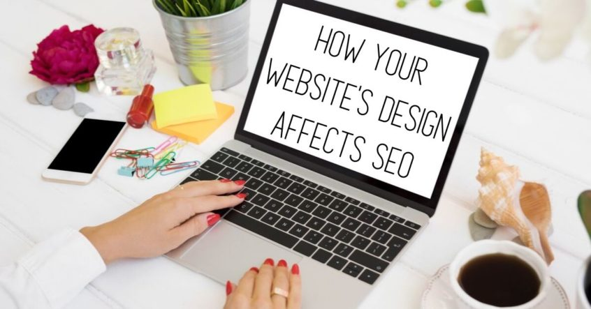 How Your Website's Design Affects SEO