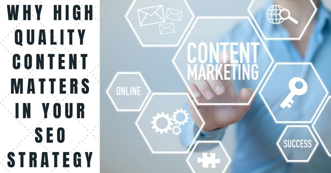 Why High-Quality Content Matters in Your SEO Strategy